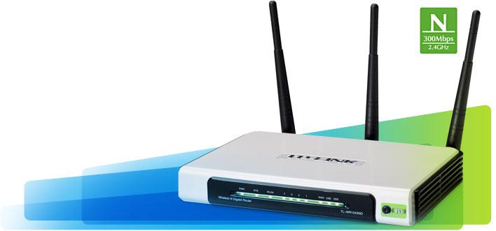 Получи максимум! Гигабитные порты + высокоскоростная WiFi сеть
